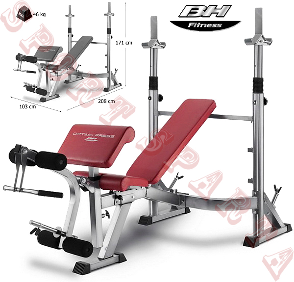 BH_FITNESS_Optima_Press_G330